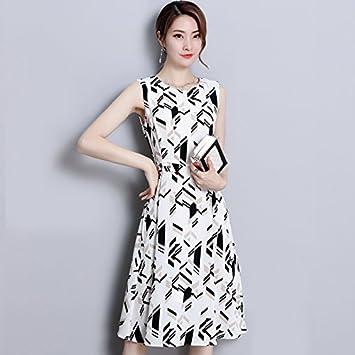 Renqinglin Vestido De Gasa Para Mujer De 40 Años De Edad
