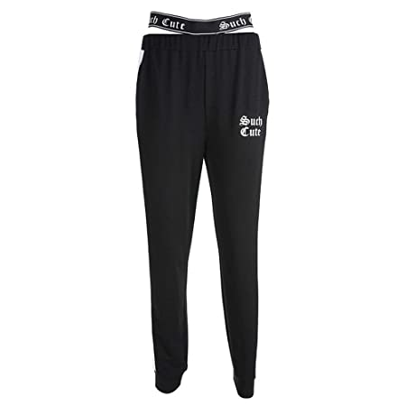 Pantalones de chándal Pantalones cargo de mujer Recortar Cintura ...