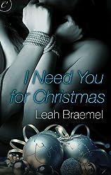 I Need You for Christmas