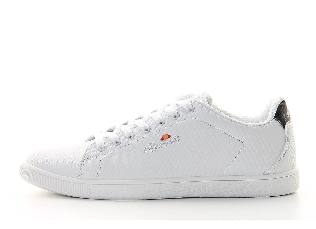 ellesse Chaussures Sportswear Homme Arnold White Black  Amazon.fr  Chaussures  et Sacs 03fe1bb5a127
