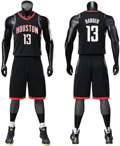 Uomo NBA Houston Rockets 13# Harden Maglia da Basket