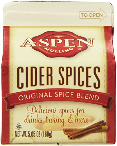 Review Aspen Mulling Cider Spices,