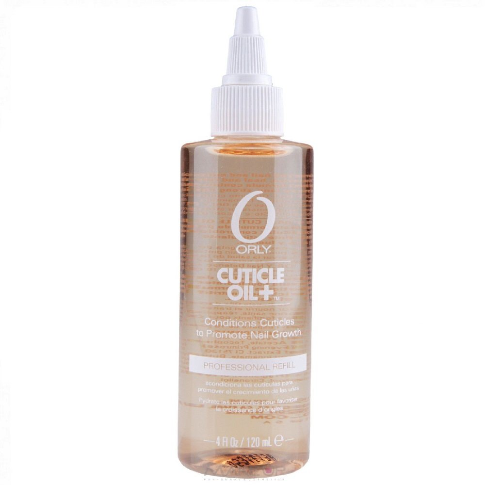 Orly Cuticle Oil Plus, 4 Fluid Ounces