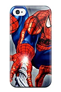 Awesome Case Cover/iphone 4/4s Defender Case Cover(spider-man)