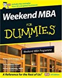 Weekend MBA for Dummies (For Dummies)
