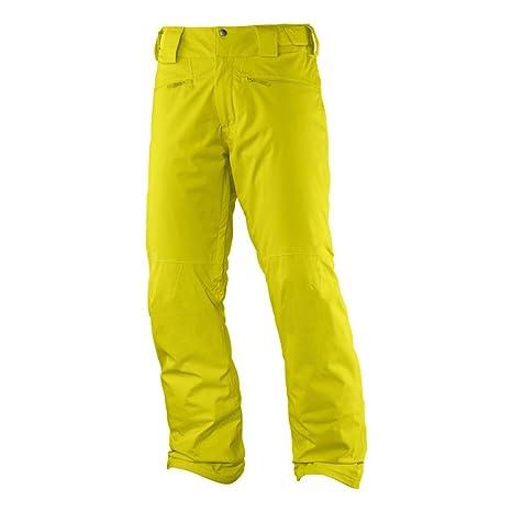 pantaloni da sci salomon