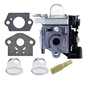 HIPA con junta para carburador/imprimación bombilla para Echo hc-150i hc-151i hc-201srm-210i srm-210sb srm-210u srm-211sb srm-230s srm-231u desbrozadora/burshcutter
