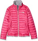 The North Face Girl's Reversible Mossbud Swirl Jacket - Petticoat Pink - L (Past Season)