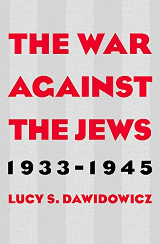 The War Against the Jews: 1933–1945 cover