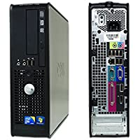 Dell OptiPlex, Intel Core 2 Duo E8400 3.0GHz, New 4GB Memory, 500GB HD, Windows 10 Home Edition -(Certified Reconditioned) (Certified Refurbished)