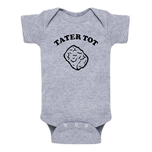 Instant Message Tater TOT-Infant One Piece-NB Athletic -