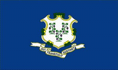 Connecticut State Flag 3x5 3 x 5 Brand NEW Banner (Connecticut State Flag)