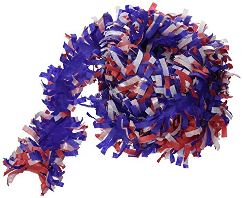 Tissue Festooning (red, white, blue) Party Accessory  (1 -