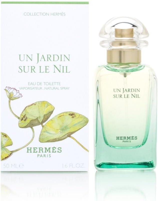 Hermes Un Jardin Sur Le Nil Agua de Colonia, 50 ml: Amazon.es