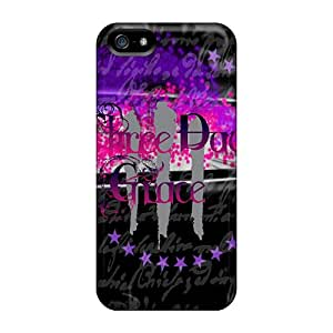 Perfect Hard Phone Covers For Iphone 5/5s (hdq16040fLjO) Provide Private Custom High Resolution Three Days Grace Pictures