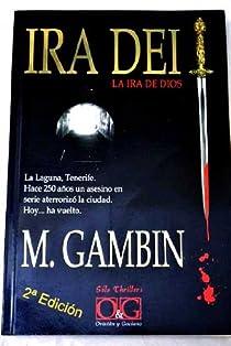 Ira Dei par Gambín García