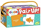 Peaceable Kingdom Preschool Learning Pair Up! Colors Matching Review and Comparison