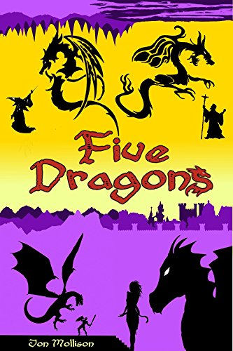 Five Dragons: The Complete Collection by [Mollison, Jon]