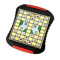 Fenteer チェスボード 子ども 知育 教育用 ジャングルチェス 動物チェスボードゲーム パズル ギフト おもちゃ