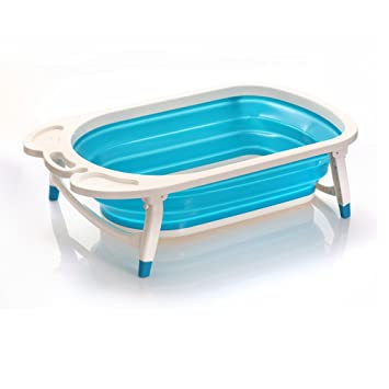 Foldable Baby bath Tub - Lighweight and Sturdy ideal for easy ...