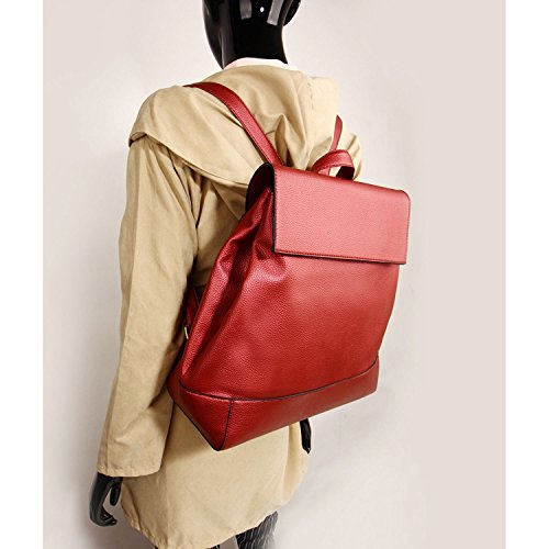 Xardi London, Borsa a zainetto donna Red