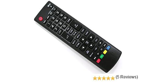 Mando a distancia de repuesto para LG LCD LED TV Televisor Remote Control/lg19/42lb5500 de ZA 42lb5500 de ZA.beewljp 42lb5500 de ZA.BEKWLJP 42lb5500 de ZA.beuwljp 42lb550 a 42lb550 a de TA 42lb550b 42lb550