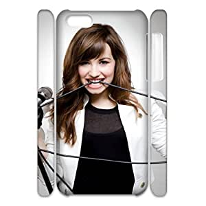 HXYHTY Customized 3D case Demi Lovato for iPhone 5C