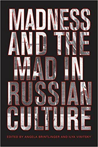Madness and the Mad in Russian Culture (2015-10-19)