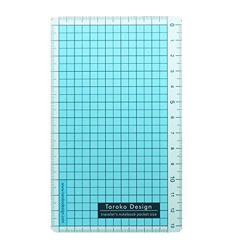 Pencil Board Shitajiki for Traveler's Notebook Pocket Size (3.5in x 5.5in)
