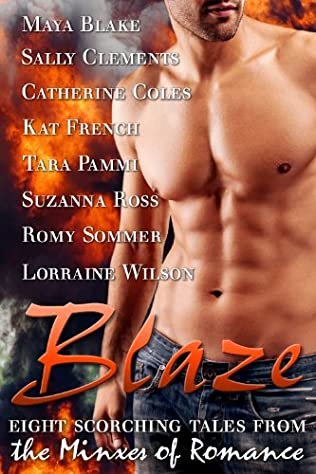 book cover of Blaze