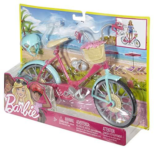 Barbie Bicycle - Accessories Dolls Barbie