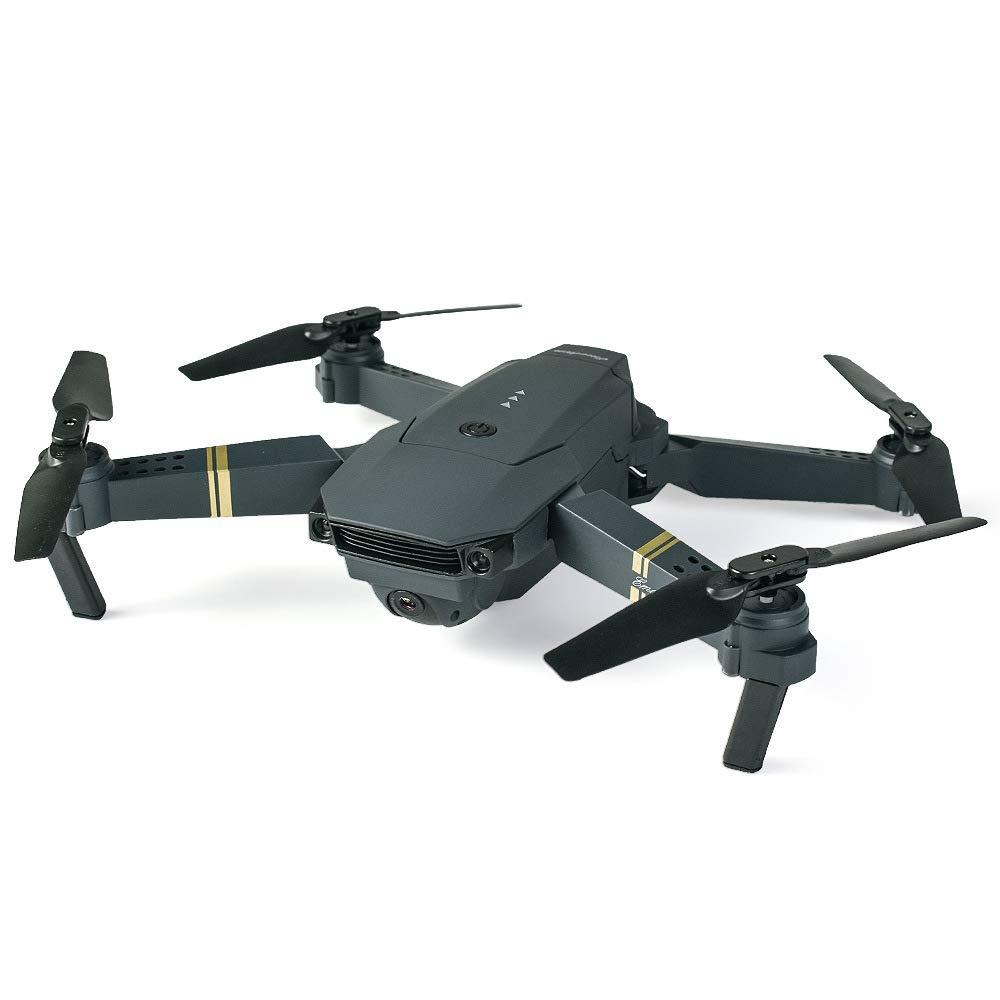 ZRK HD Aerial Drohne-Mini Folding Plane-Vier-Achsen-Flugzeuge Professionelle Fernbedienung Drohne-geeignet für Hochleistungsfotografie-Enthusiasten-5 Millionen Weißwinkel WiFi-Kamera