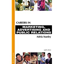 Careers in Marketing Advertising and Public Relations