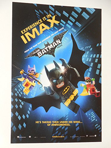 Kamisco: Lego Batman Movie Original Movie Poster: Posters