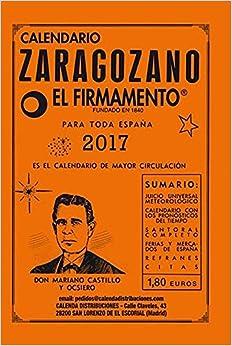 Calendario Zaragozano 2017 por Mariano Castillo Y Ocsiero epub