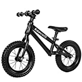 MoreBike Kids Balance Bike for 3-7 Years Old, Lightweight,Adjustable and Comfortable Seat, Durable Tires Maintenance-Free, Worry-Free