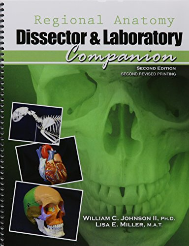 Books : Regional Anatomy Dissector and Laboratory Companion
