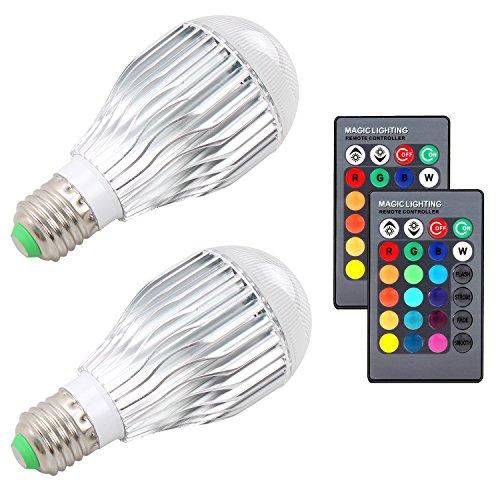 Rgb Led Light Bulb Lamp