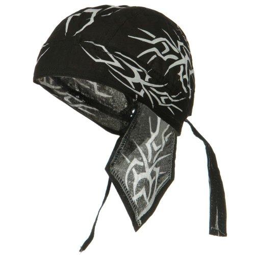 - EZ Road Hog Series Headwraps-Tribal Black