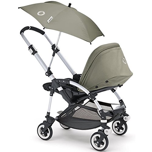 Bee Stroller Parasol Color: Sand by Bugaboo (Image #1)