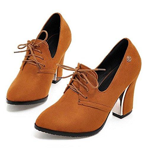 yellow Para Mujer Zanpa Zapatos 1 q4fgcRw