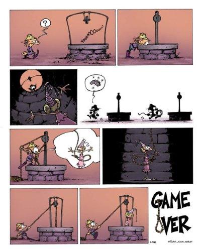 Game Over Tome 3 Gouzi Gouzi Gouzi Noblet Midam Adam