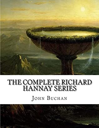 book cover of The Complete Richard Hannay