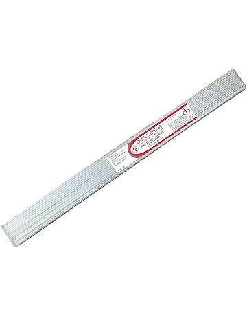 Brofil Bro Cu40Ag Rec - Varilla recubierta cobre plata para soldadura fuerte (200 g)