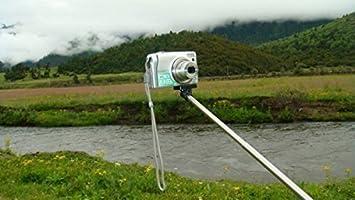 Teleskopstange kamerastativ handstativ für kamera inkl. spiegel stativ
