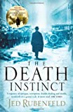 The Death Instinct by Jed Rubenfeld front cover