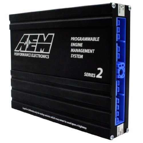 AEM 30-6601 Series 2 Plug and Play Engine Management System for (Aem Engine Management System)