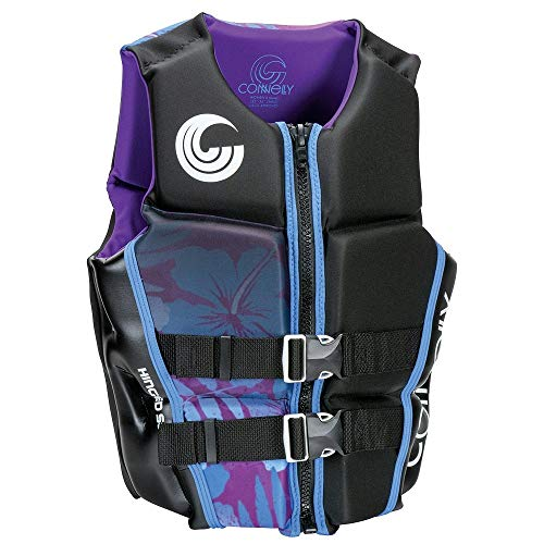 CWB Connelly Lotus Women's Neoprene Life Vest, Small