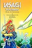 Front cover for the book Usagi Yojimbo, Book 17: Duel at Kitanoji by Stan Sakai