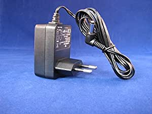 Cargador 12V compatible con Sampler Korg Kaoss Pad 1 (Fuente de alimentación)
